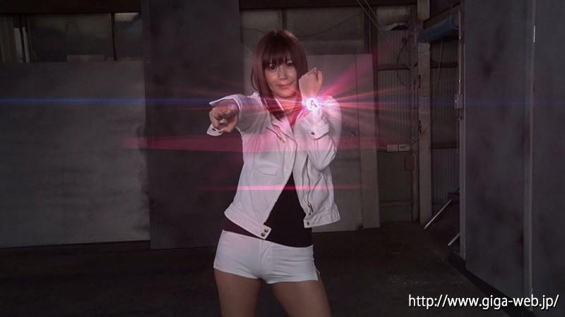アートガーディアン舞 美少女レズビアン暗殺者の罠