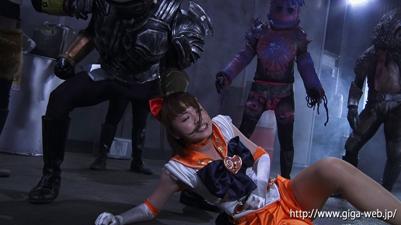 ヒロイン完敗 美少女戦士セーラーウェヌス 後編 桐山結羽8