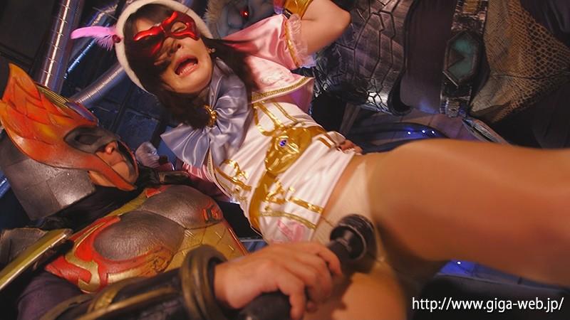 微乳ヒロイン 美少女仮面オーロラ 小谷みのり|無料エロ画像11