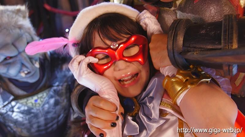 微乳ヒロイン 美少女仮面オーロラ 小谷みのり|無料エロ画像12