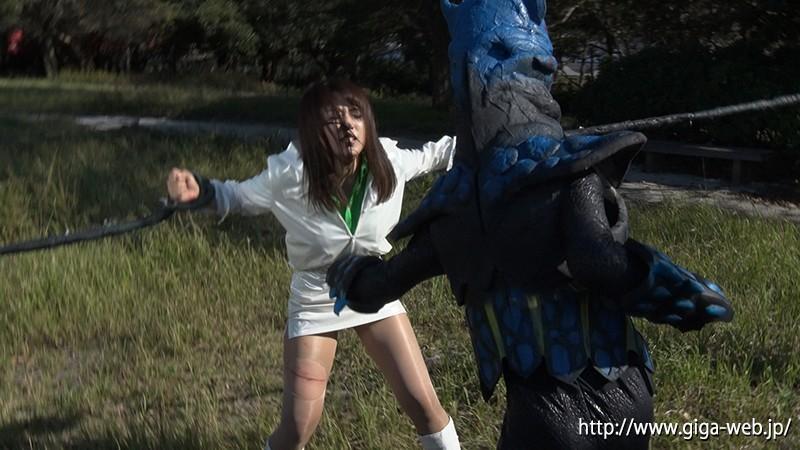 非変身ヒロイン チャージマーメイド 決戦!アナザーワールドの葵七海 北川りこ|無料エロ画像11