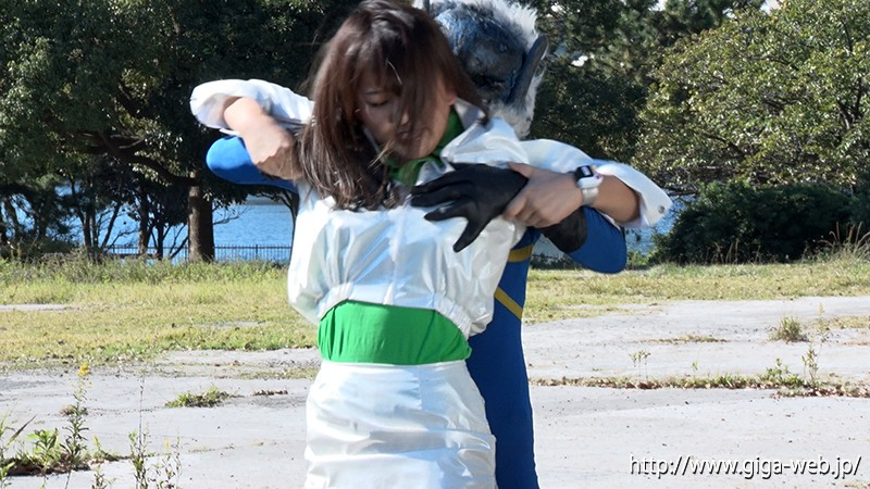 非変身ヒロイン チャージマーメイド 決戦!アナザーワールドの葵七海 北川りこ|無料エロ画像7