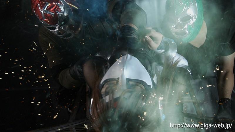 格闘姫陥落 ロンリーガール15