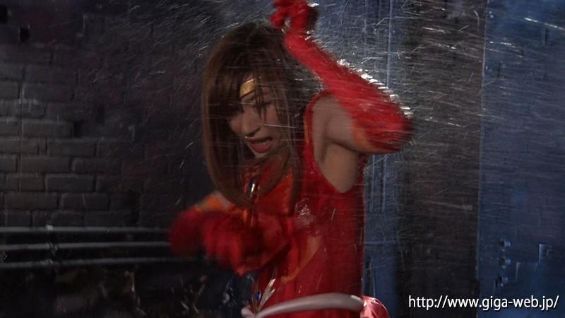 美少女戦士セーラーバーニング 〜絶望!失った一度きりの勝利のチャンス〜 西内るな1