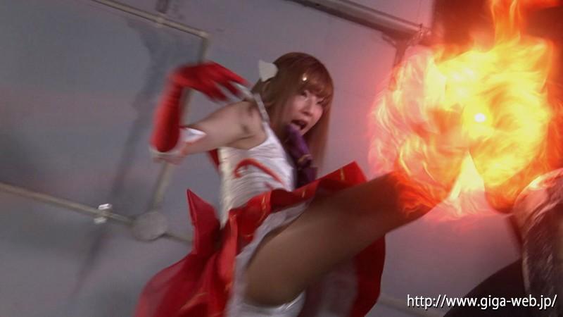 美少女戦士セーラーバーニング 〜絶望!失った一度きりの勝利のチャンス〜 西内るな12