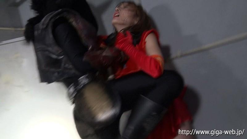 美少女戦士セーラーバーニング 〜絶望!失った一度きりの勝利のチャンス〜 西内るな6