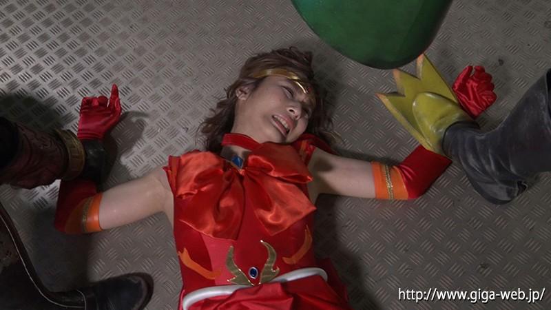 美少女戦士セーラーバーニング 〜絶望!失った一度きりの勝利のチャンス〜 西内るな9