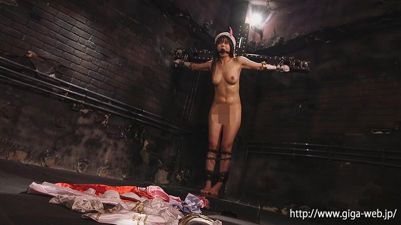 一般大衆ヒロイン狩り 美少女仮面オーロラ 美保結衣20