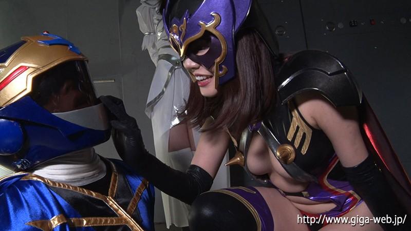 ヒーロー陥落 〜美しきガーベラと色欲の魔女ローゼ〜8