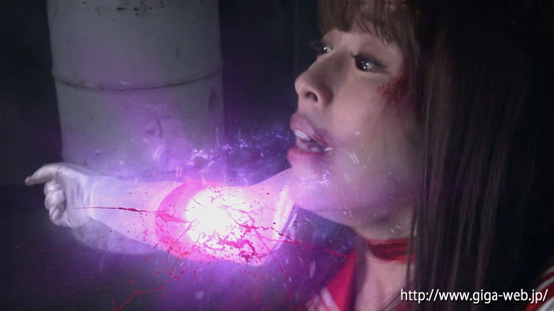 スーパーヒロインドミネーション地獄38 〜美少女戦士セーラーフレア 暴漢の報復!妖魔との死のバトル!!〜 高梨りの18
