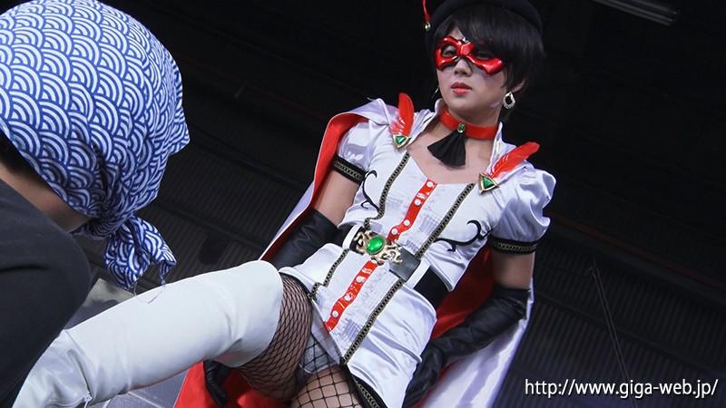 美魔女仮面ニーハイアン 茜はるか 画像2