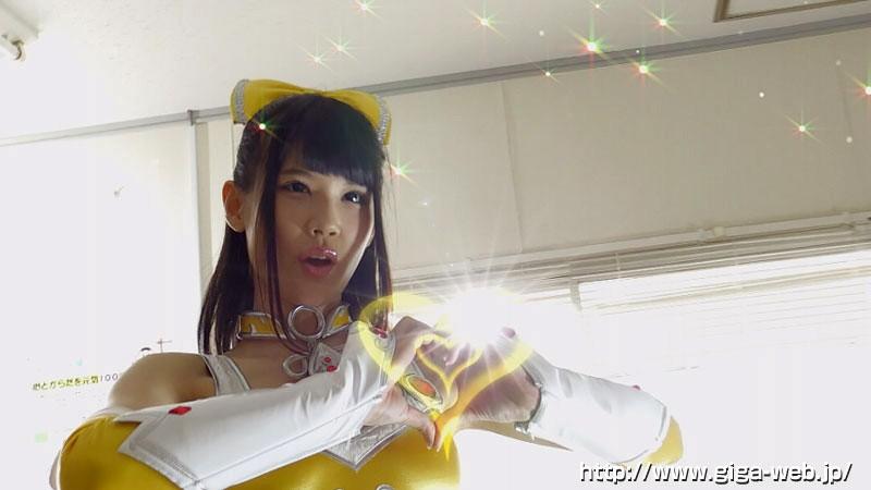 美少女戦士チアナイツ 触手凌●・丸呑み消化地獄 白咲碧 画像10