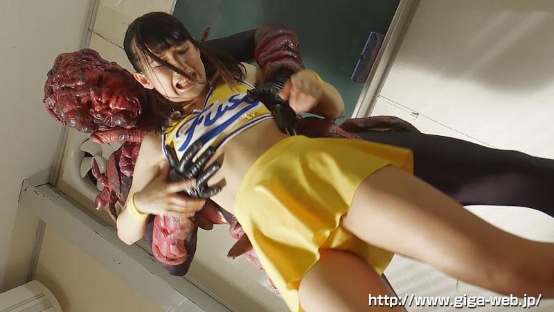 美少女戦士チアナイツ 触手凌●・丸呑み消化地獄 白咲碧 画像3