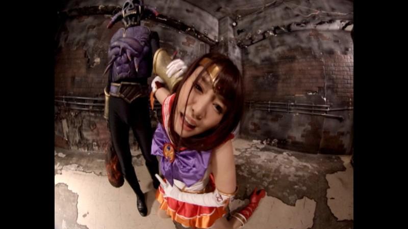 【VR】美聖女戦士セーラーファイヤーエルメス 2枚目