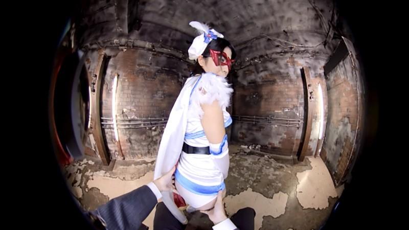 【VR】魔法美少女戦士フォンテーヌ5
