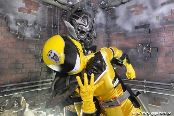 【VR】銀河特捜デイトナレンジャー 碧しの2