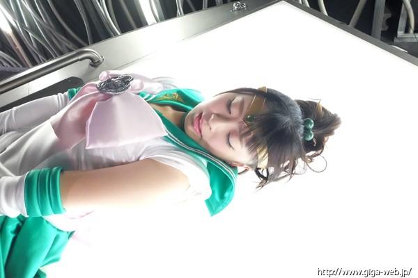 【VR】美少女戦士セーラーユピテル さとう愛理 キャプチャー画像 1枚目