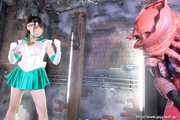【VR】美少女戦士セーラーユピテル さとう愛理 キャプチャー画像 11枚目