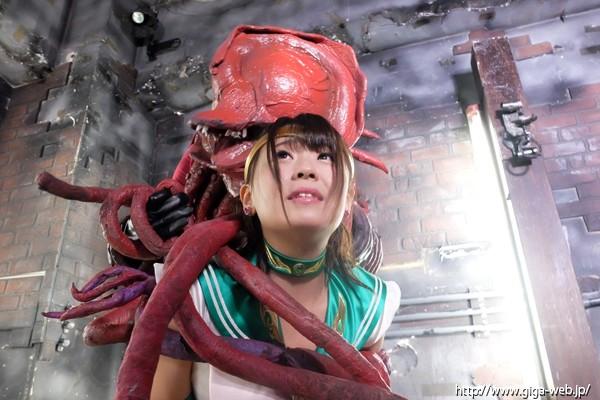 【VR】美少女戦士セーラーユピテル さとう愛理 キャプチャー画像 12枚目