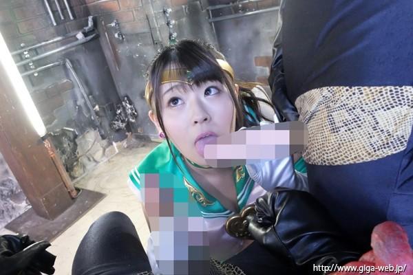 【VR】美少女戦士セーラーユピテル さとう愛理 キャプチャー画像 17枚目
