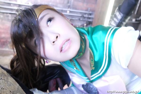 【VR】美少女戦士セーラーユピテル さとう愛理 キャプチャー画像 19枚目
