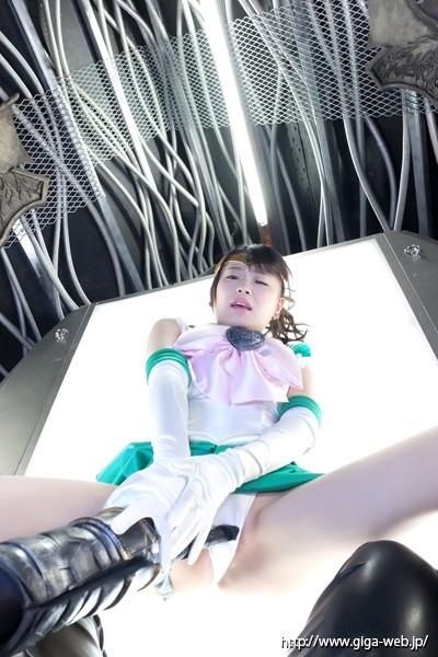 【VR】美少女戦士セーラーユピテル さとう愛理 2枚目