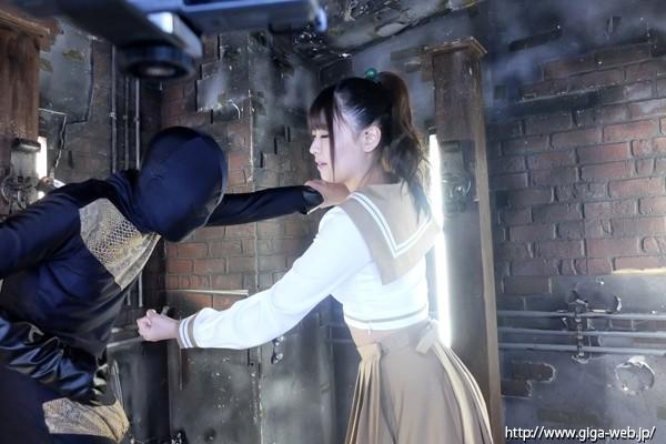 【VR】美少女戦士セーラーユピテル さとう愛理 キャプチャー画像 5枚目