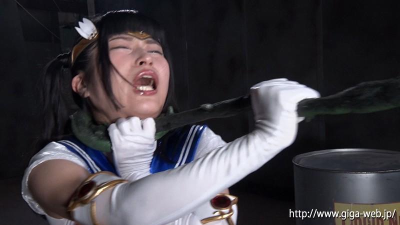 【G1】ヒロイン窒息地獄 女捜査官天堂月乃は美少女戦士セーラーディアナ 神楽アイネ16