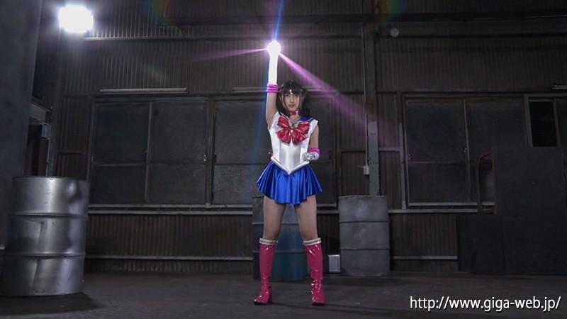 【G1】ヒロイン窒息地獄 女捜査官天堂月乃は美少女戦士セーラーディアナ 神楽アイネ8