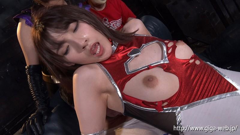 【G1】コスプレイダー 理想戦士ジャスティーヌ編 森沢かな 画像17