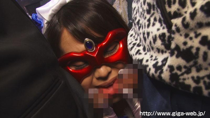 魔法美少女戦士フォンテーヌ パンティーキラーの逆襲!! 〜パンティー映画大作戦!! ヒロインは君だ!〜 通野未帆12