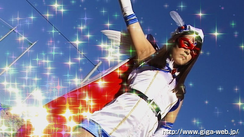 魔法美少女戦士フォンテーヌ パンティーキラーの逆襲!! 〜パンティー映画大作戦!! ヒロインは君だ!〜 通野未帆2