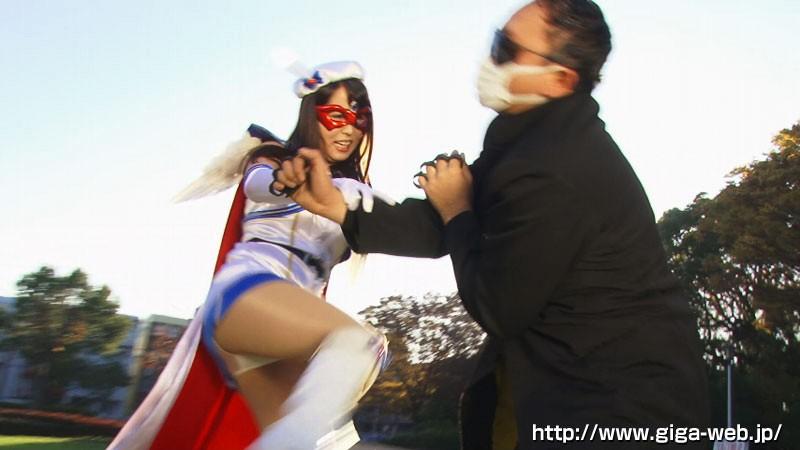魔法美少女戦士フォンテーヌ パンティーキラーの逆襲!! 〜パンティー映画大作戦!! ヒロインは君だ!〜 通野未帆3