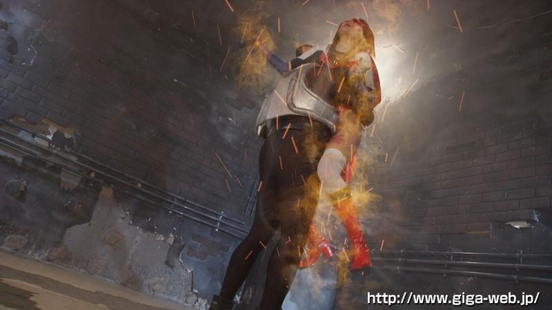 スーパーヒロインドミネーション地獄 〜スパンデクサー 覚醒!超能力軍団〜 桜井あゆ12