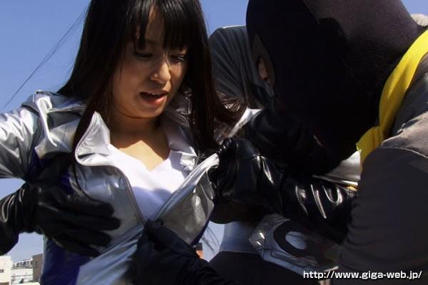 ヒロイン妊娠・乳姦・産卵・白目・アヘ顔昇天地獄 飛翔戦隊プライドファイブ 東尾真子3