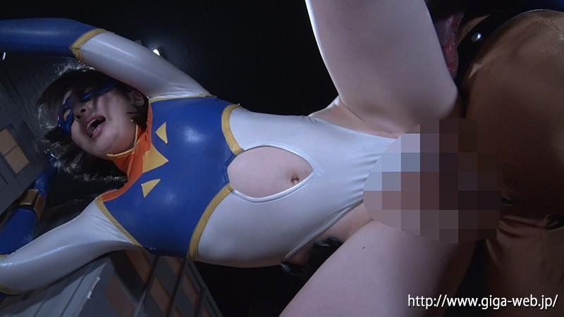 巨大ヒロイン(R) アトラスレディー 岬澪13