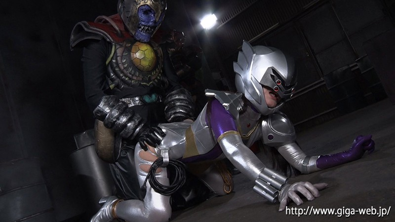 SUPER HEROINE アクションウォーズ24 〜宇宙特捜アミーVS女強襲ハンター〜11