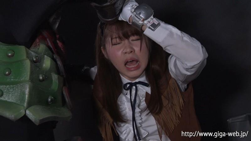 SUPER HEROINE アクションウォーズ24 〜宇宙特捜アミーVS女強襲ハンター〜12