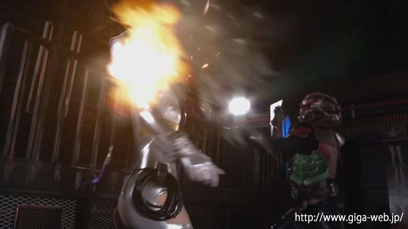 SUPER HEROINE アクションウォーズ24 〜宇宙特捜アミーVS女強襲ハンター〜16