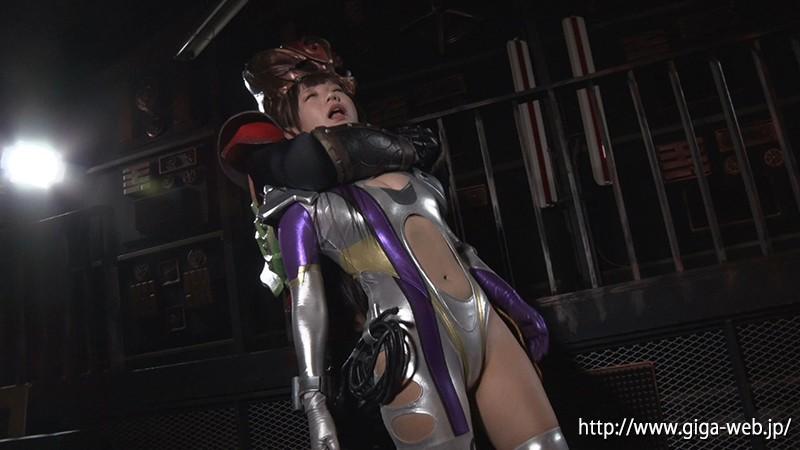 SUPER HEROINE アクションウォーズ24 〜宇宙特捜アミーVS女強襲ハンター〜17
