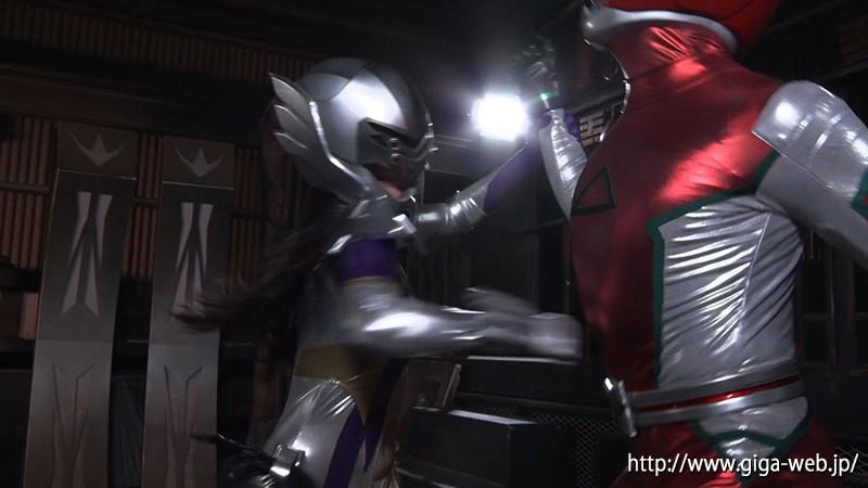 SUPER HEROINE アクションウォーズ24 〜宇宙特捜アミーVS女強襲ハンター〜2