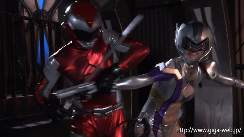 SUPER HEROINE アクションウォーズ24 〜宇宙特捜アミーVS女強襲ハンター〜3