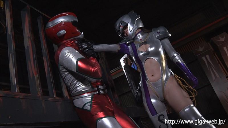 SUPER HEROINE アクションウォーズ24 〜宇宙特捜アミーVS女強襲ハンター〜4