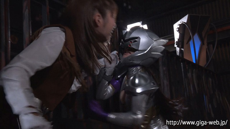 SUPER HEROINE アクションウォーズ24 〜宇宙特捜アミーVS女強襲ハンター〜5