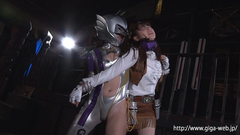 SUPER HEROINE アクションウォーズ24 〜宇宙特捜アミーVS女強襲ハンター〜6