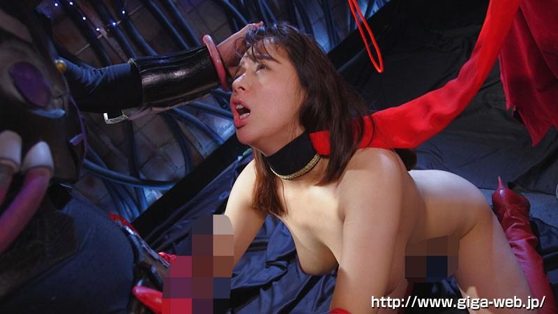 レ●プハンターBEAST Vol.2 美しき勇者もーれつ仮面Grace 三島奈津子18