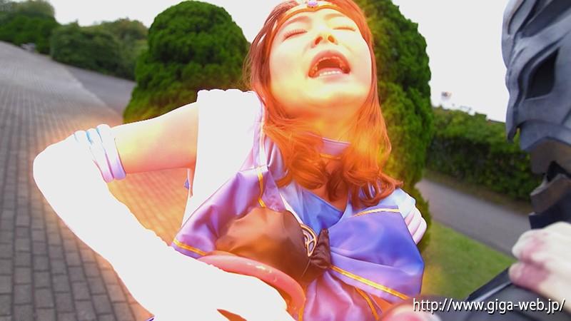レ●プハンターBEAST Vol.3 最終章 美聖女戦士セーラーアクアス 涼川絢音|無料エロ画像9