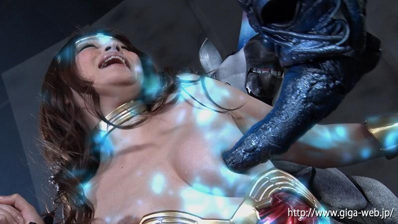 アメコミヒロインVS絶倫怪人衆vol.1 Target:ワンダーレディー 橘メアリー4