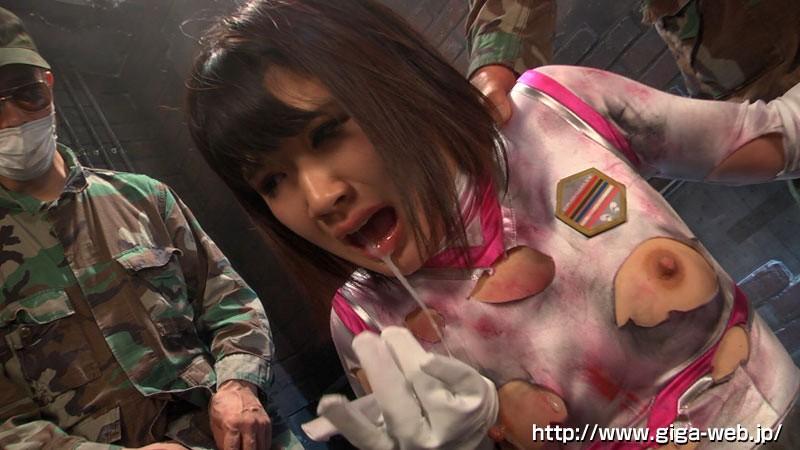 ヒロイン大輪● チャージマーメイド 脱出不可!逆転空間の悪夢!! 白咲碧11