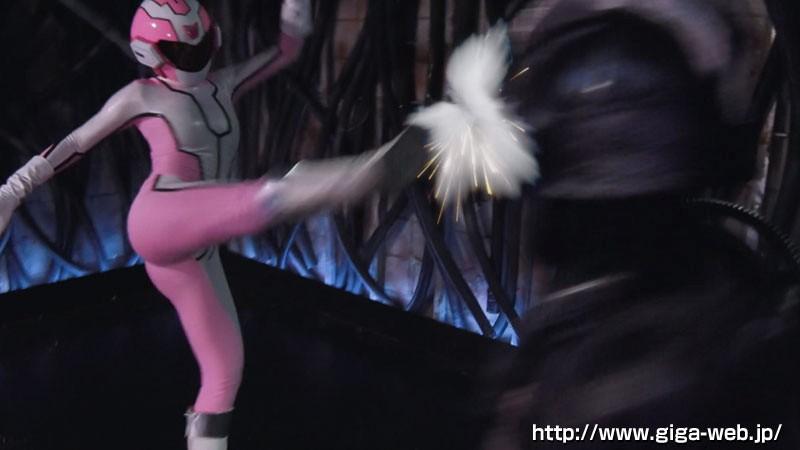 ヒーロー凌● 〜美しきガーベラの罠〜 西田カリナ1